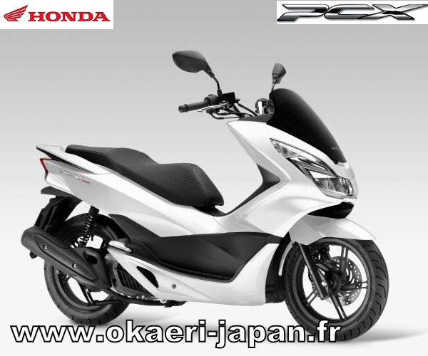 mini4temps honda pcx 125
