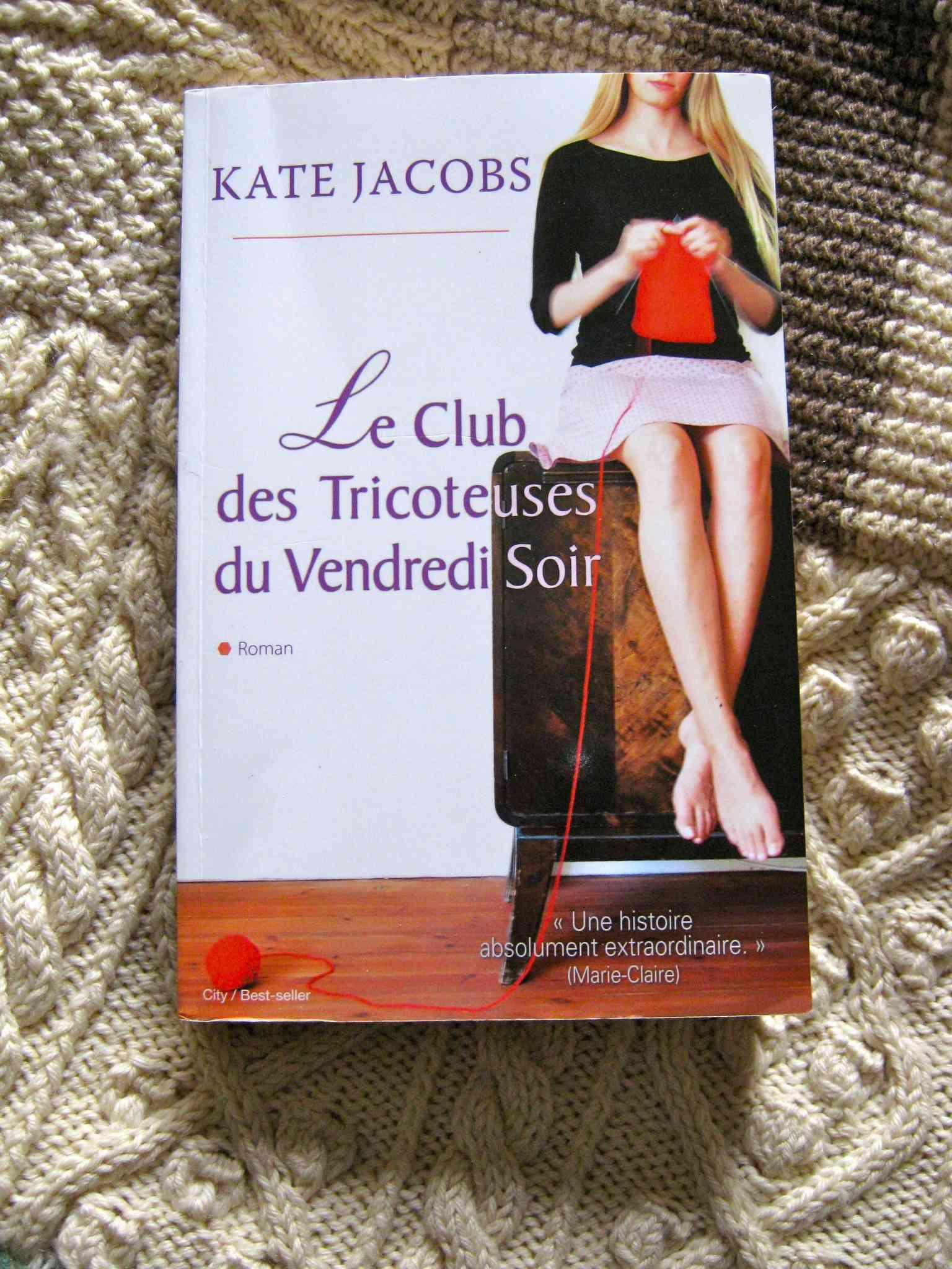 """""""Après toi"""" et Le club des tricoteuses..."""""""