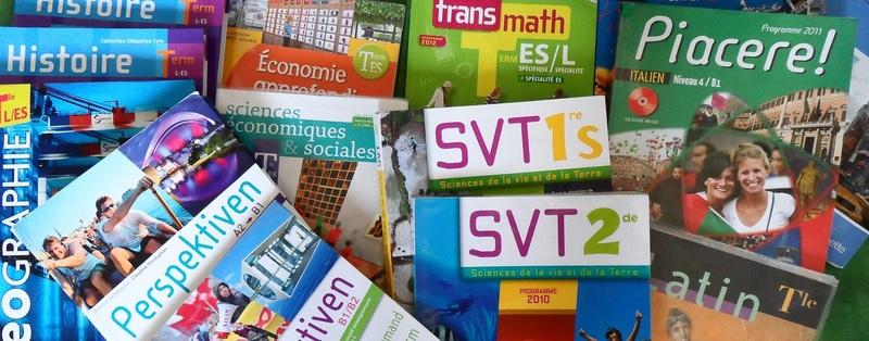 Bourse aux livres FCPE Vosges - 4 quai des Bons Enfants -  EPINAL