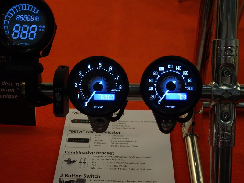 Scrambler additional rev counter | BMW NineT Forum