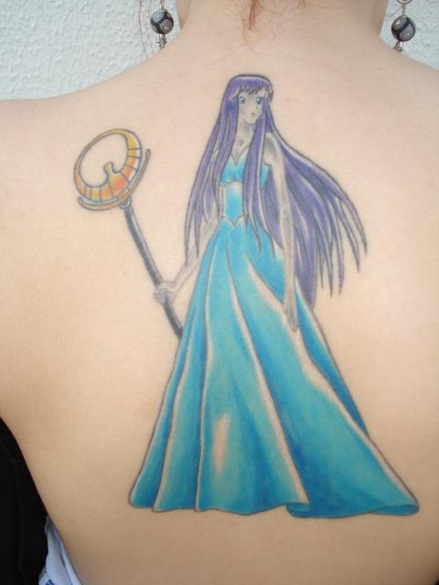 tatouage de dragon impressionnant ! - les ailes immortelles