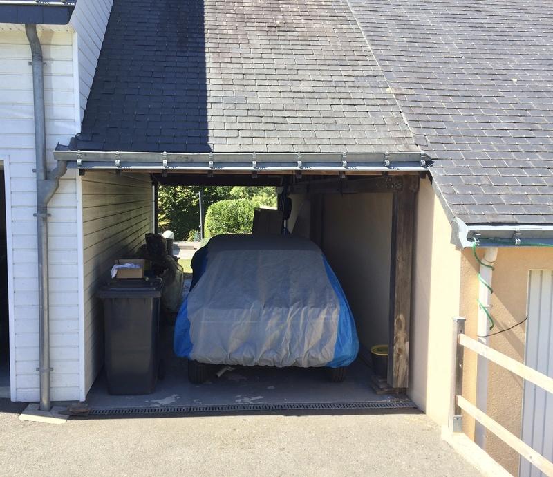 cr er un garage partir d 39 un pr au auto construction les forums de maisons bois international. Black Bedroom Furniture Sets. Home Design Ideas