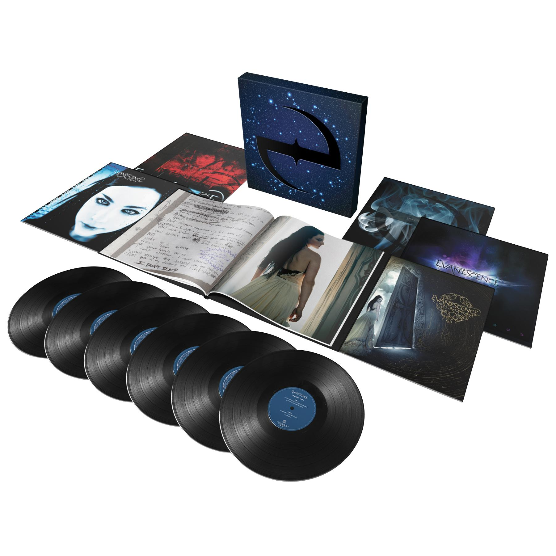 Evanescence Gothic Metal Un Coffret Ultra Limit 233 6