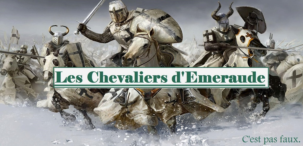 Forum des Chevaliers d'Emeraude - Lotro
