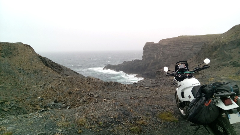 offroad l'irlande moto