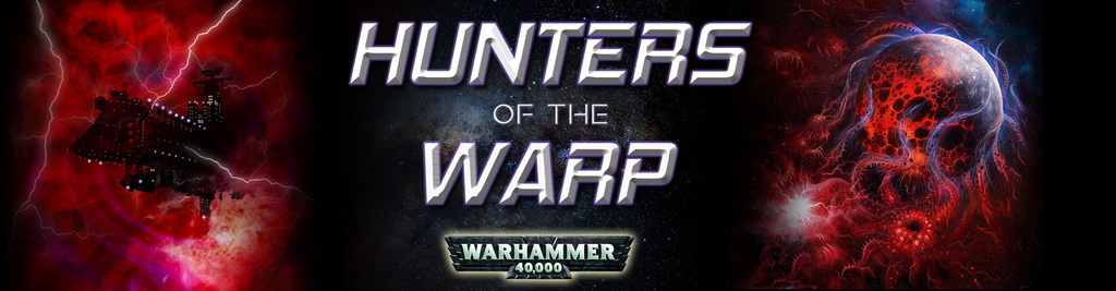 Hunters of The Warp