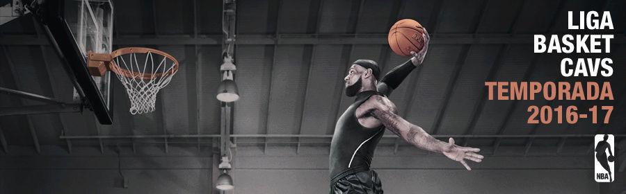 Liga Basket CAVS