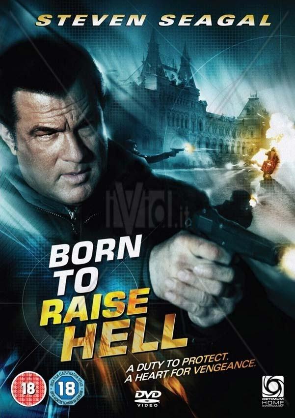 مشاهدة وتحميل فيلم الاكشن بطولة سيتفان سيجل Born to Raise Hell 2010 720p HD مترجم اون لاين