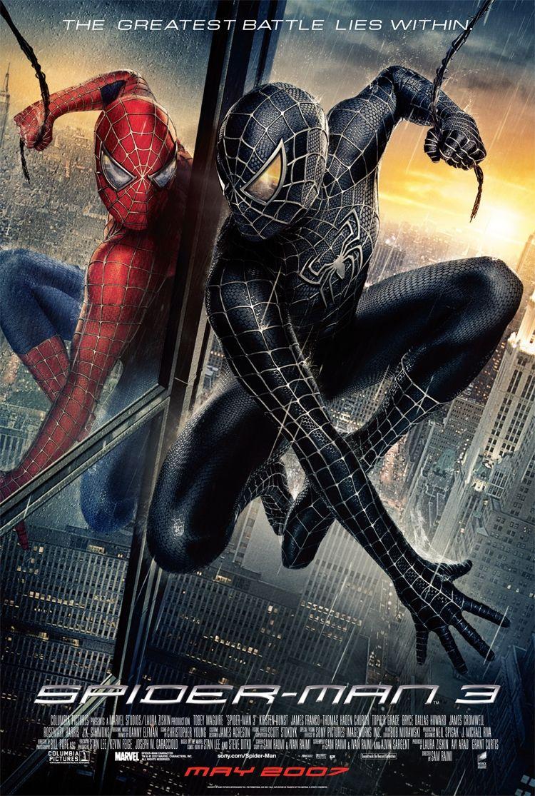 مشاهدة وتحميل فيلم Spider-Man 3 2007 Tv مدبلج للعربية اون لاين
