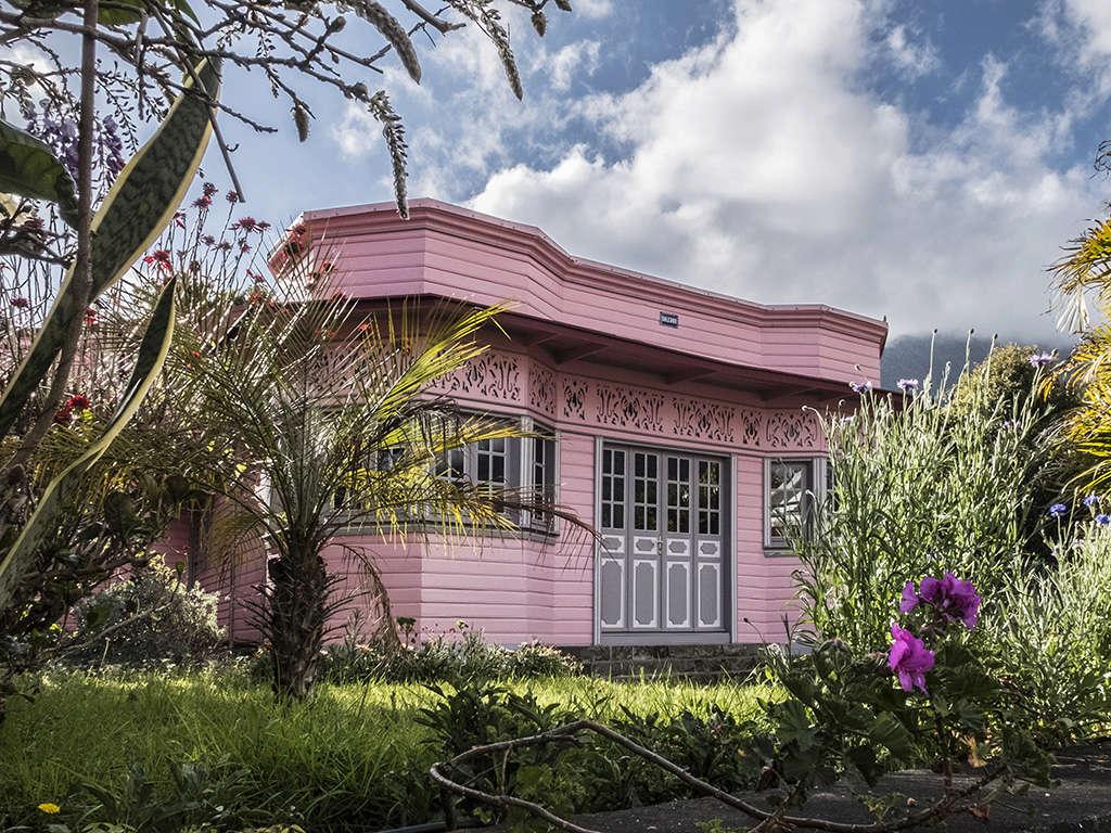 l 39 autre maison de la panth re rose. Black Bedroom Furniture Sets. Home Design Ideas