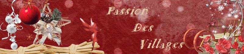 Passion-Des-Villages.com
