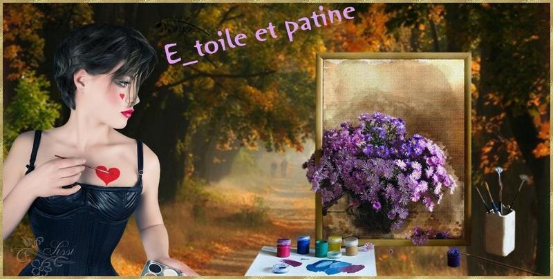 é-toiles et patine  forum de peinture