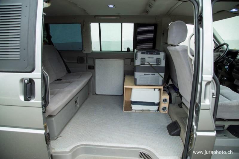 pr sentation am nagement t4 syncro multivan. Black Bedroom Furniture Sets. Home Design Ideas