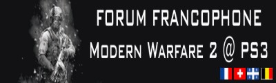 LE forum francophone qui rassemble les teams Call of duty – Modern Warfare 2