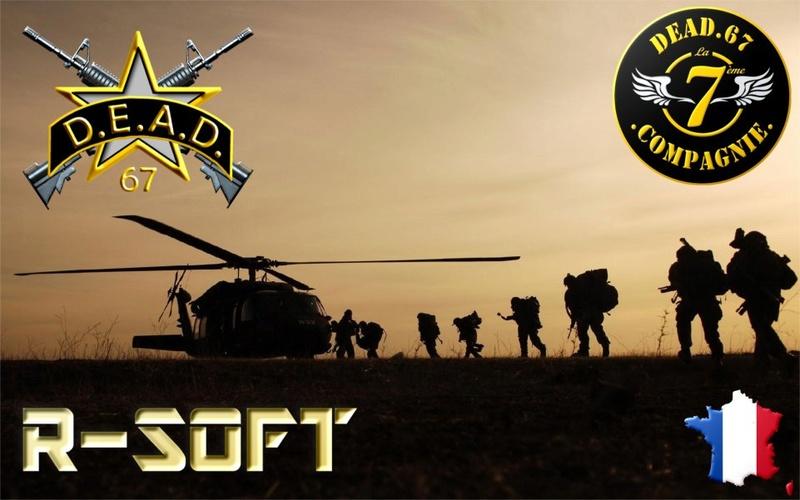 L'association R-SOFT vous souhaite la bienvenue !