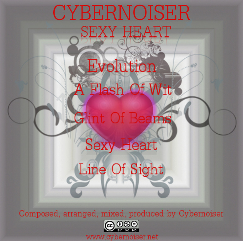 Cybernoiser - Sexy heart Verso