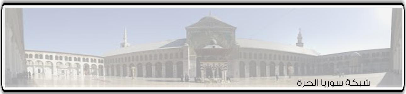 شبكة سوريا الحرة