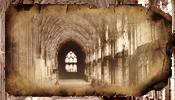 Les couloirs du château