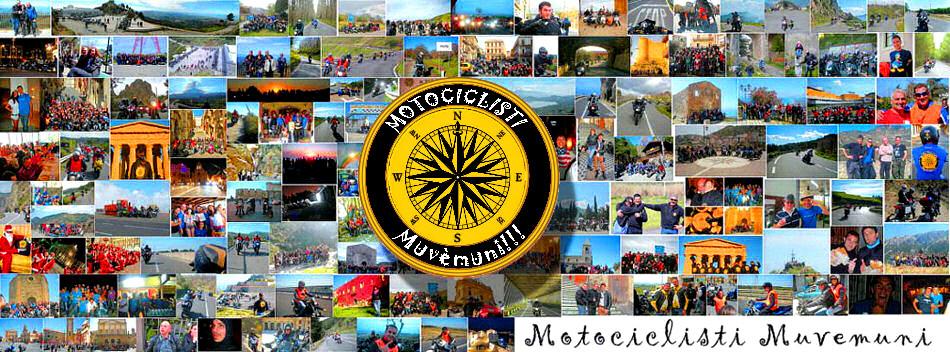 Motociclisti Muvemuni Sicilia
