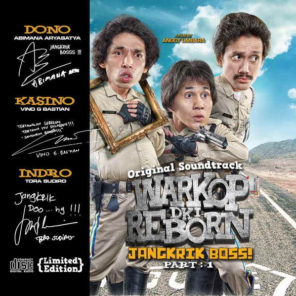 OST Warkop DKI Reborn (Full Album)