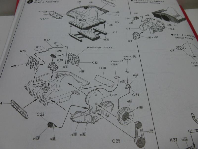 les f u00e9rus de maquettes    porsche 911 carrera rs 1973