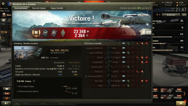 amx 12t matchmaking The elc amx gets scout matchmaking, so even though it is a tier 5 tank it sees tier 6-8 battles in tier 8 battles, you face tanks that can 1-shot your tank, so you have to play more carefully as compared to tier 6 battles.