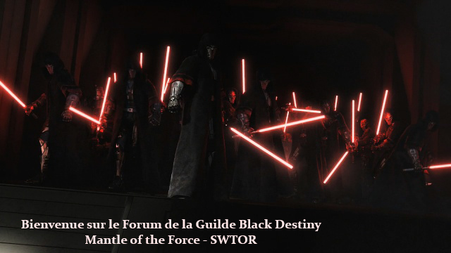 Black Destiny