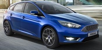 Novo Ford Focus