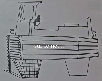 Traces de rouille sur un boom boat - Enlever trace de rouille ...