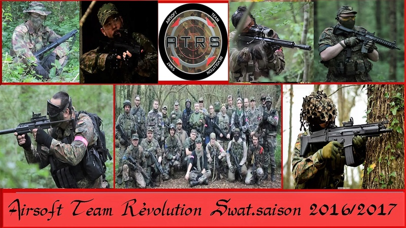 Airsoft Team Révolution Swat