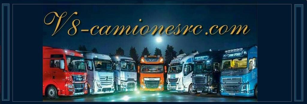 Camiones y Maquinas a radio control.