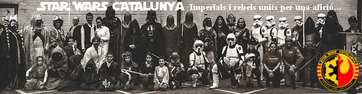 Foro de Star Wars Catalunya - Amics del costuming de Star Wars