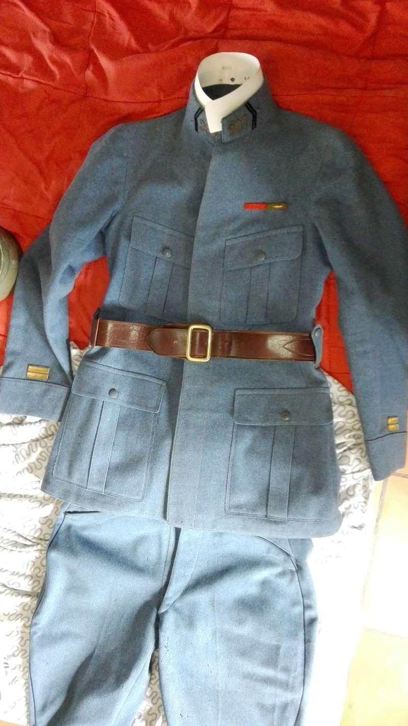 uniforme du fantassin français modèle 1873