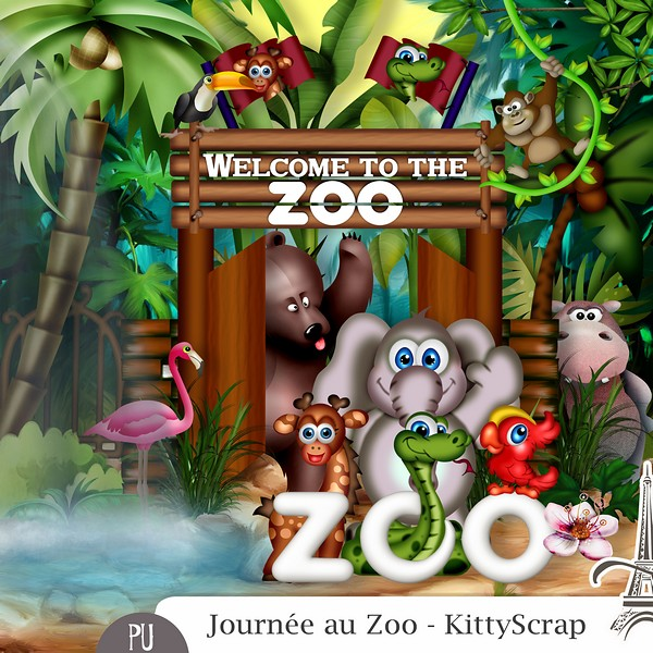 Journée au zoo de Kittyscrap dans Septembre previe11