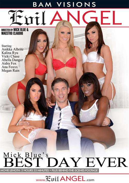 Mick Blue's Best Day Ever