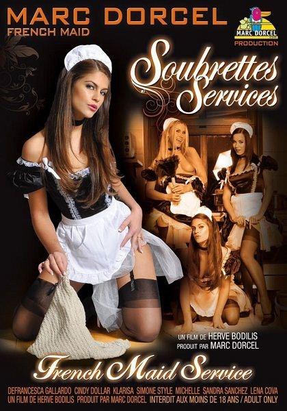 فيلم السكس المثير خدمة الخدم الفرنسية French Maid Service