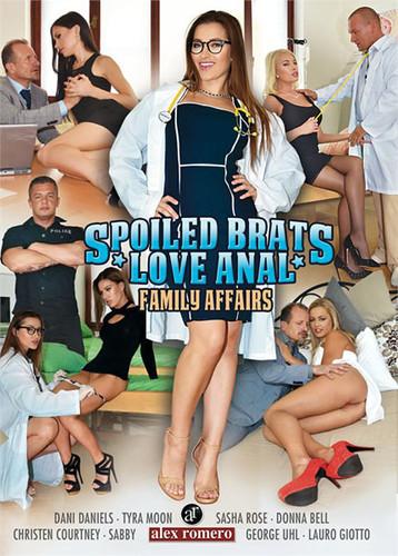 فيلم السكس شؤون الأسرة Family Affairs: Spoiled Brats Love Anal