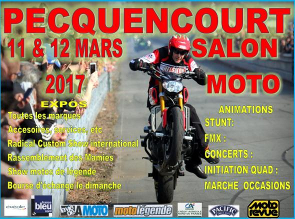 Evenements motos modernes for Foire poitiers 2017