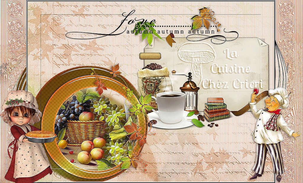 La Cuisine Chez Cricri