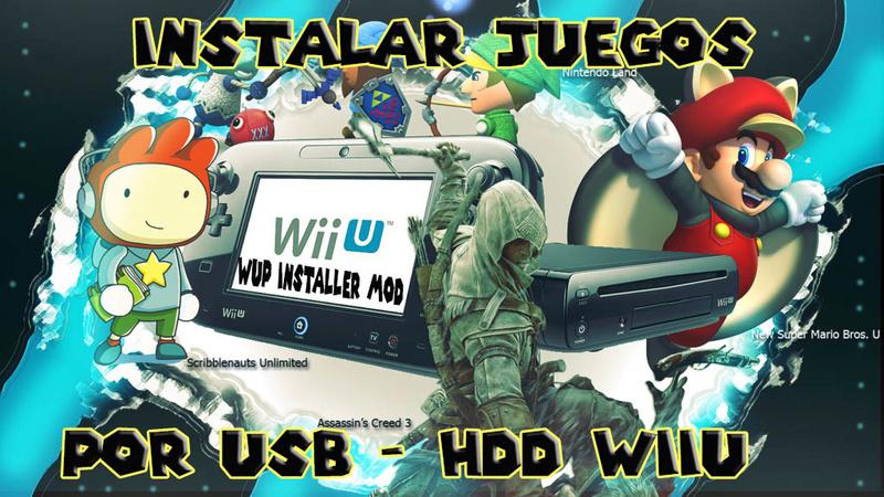 Instalar Juegos Wiiu Por Usb O Hdd Jugar Online Gratis Gameraddict