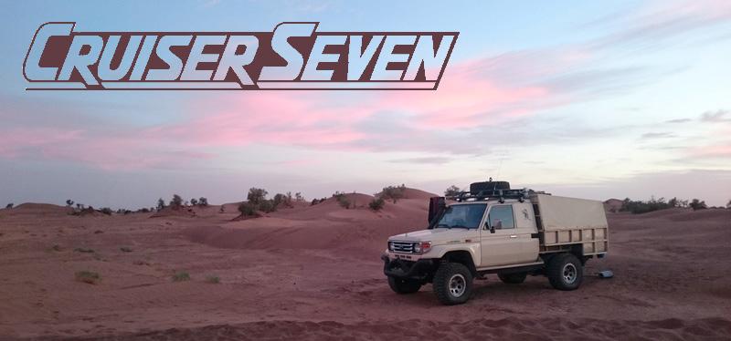 Bienvenue sur Cruiser Seven