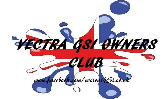 Vectra GSi Owners Club
