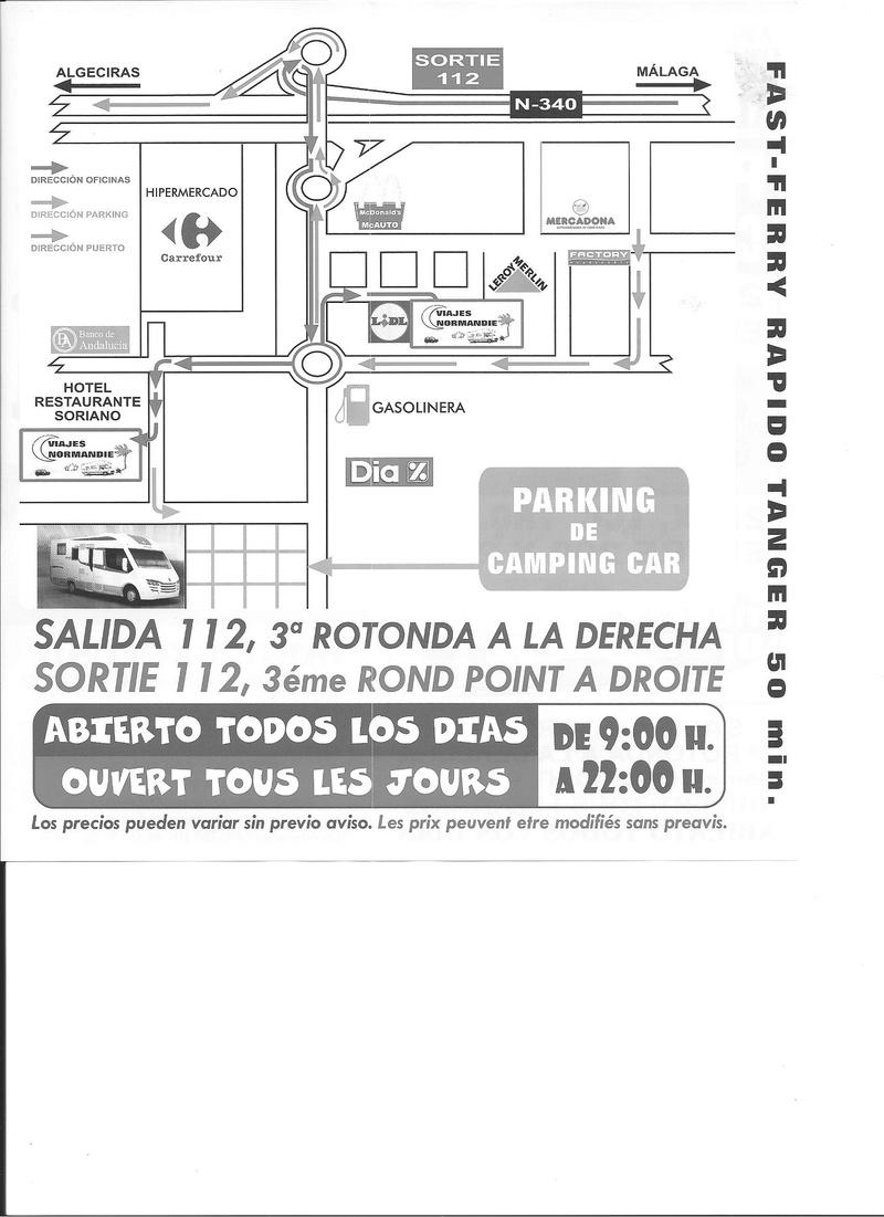maroc le bateau prix des billets chez gutierrez algesiras tanger page 5. Black Bedroom Furniture Sets. Home Design Ideas