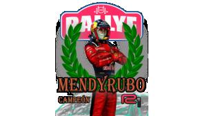 Mendyrubo, campeón de R1 de la Temporada 7