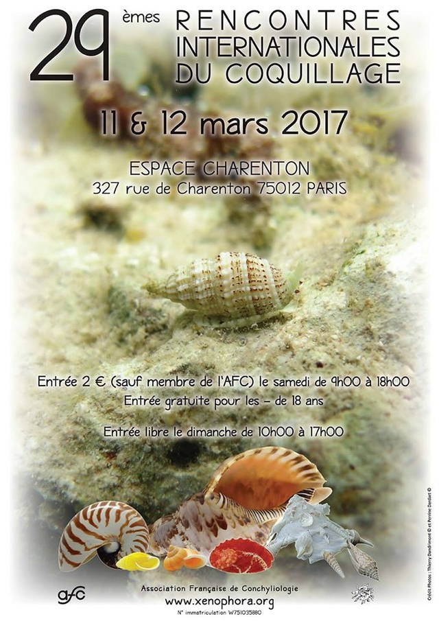 Rencontres internationales du coquillage 2016