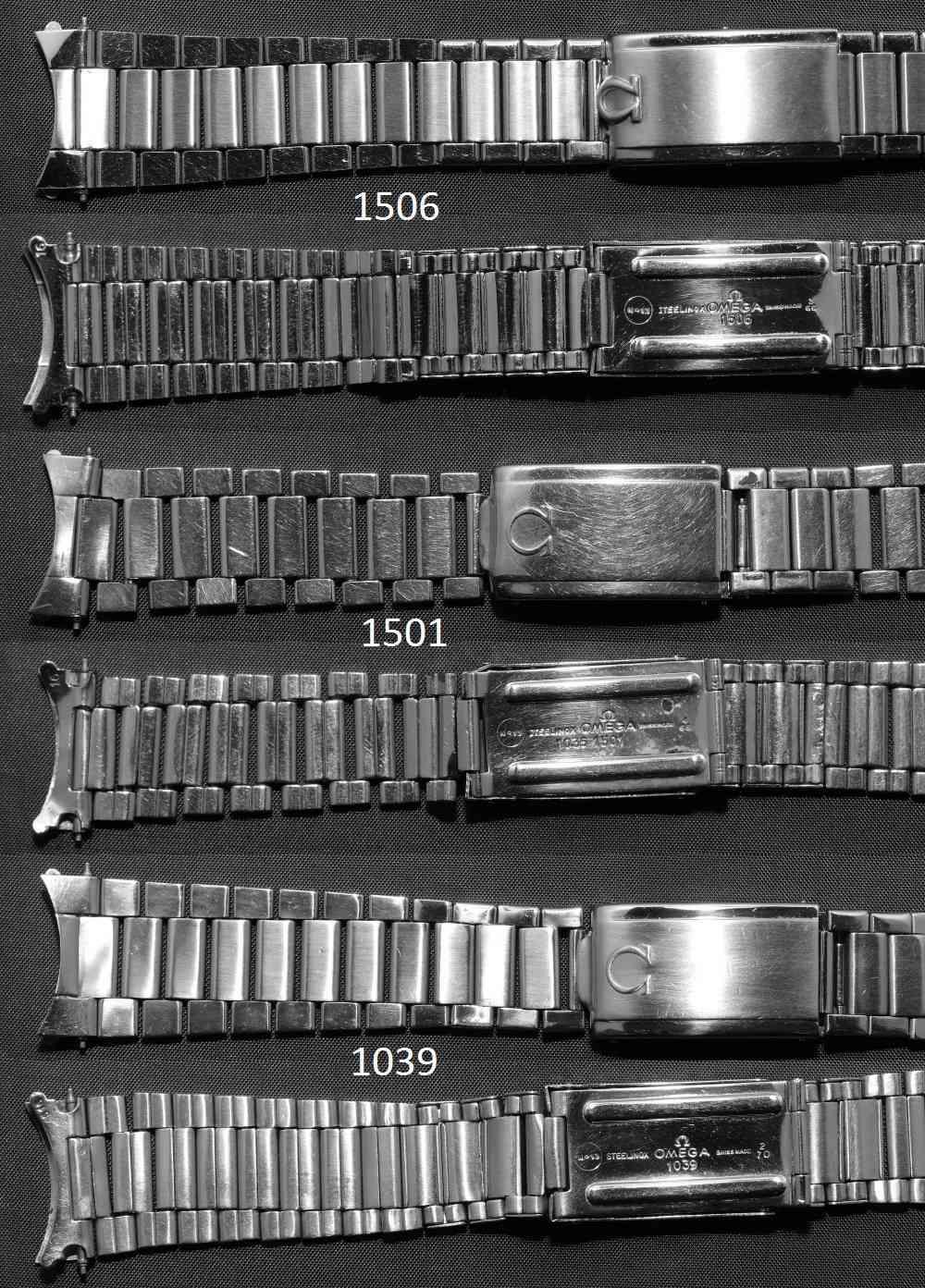 Bracelet omega 1039