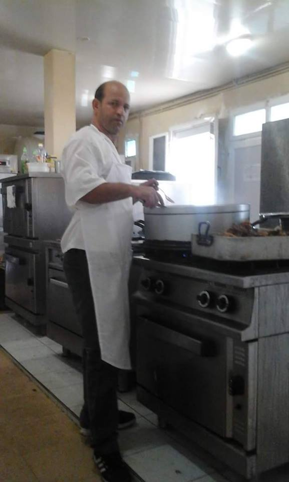 Karim belkasmi un excellent cuisinier for Cuisinier 78