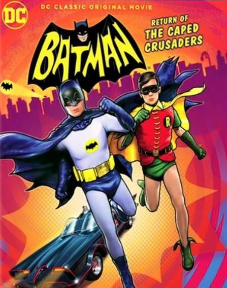 الانيميشن والمغامرات Batman: Return Caped batman10.jpg