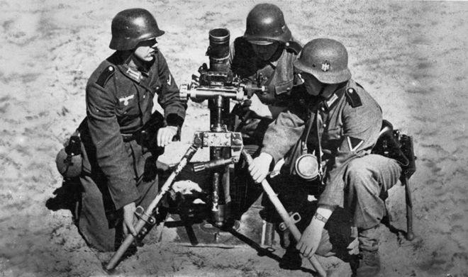unité blindé allemand