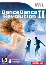 [WII] Dance Dance Revolution II (EN)